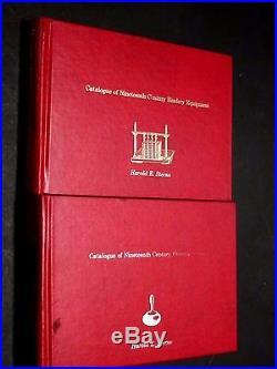 1978 1st. Ed Catalogueof Nineteenth Century Bindery Equipment & Printing Presses
