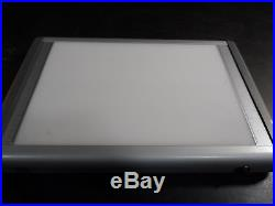 (1x) JUST Normlicht Color Smart Light 5000 Transparency Flat Viewer 15 x 10