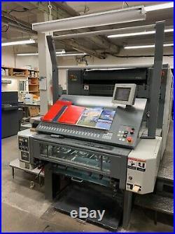 2005 Komori Spica 429 P used offset sheetfed press