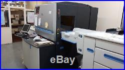 2006 HP Indigo 5000 A3 Digital Press Seven Colour Can Be Seen Working