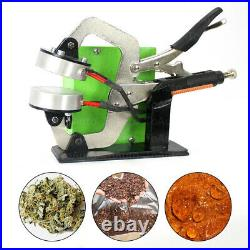 220V LCD display Pliers Rosin Press Machine Easy to Use and Clean anti-oxidation