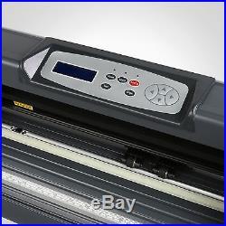 28 Vinyl Sign Sticker Cutter Plotter With Contour Cut Function Cutting Machine