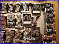 46 Letterpress numbering Machines