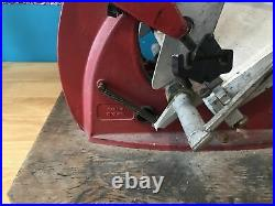 Adana Eight Five 8x5 Letterpress Hand Printing Press