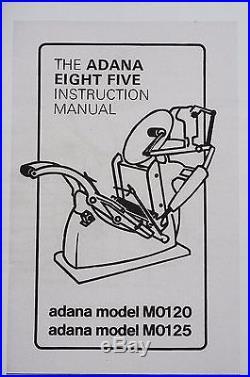 Adana eight x five Letterpress Printing Press # adana 8 x 5 #