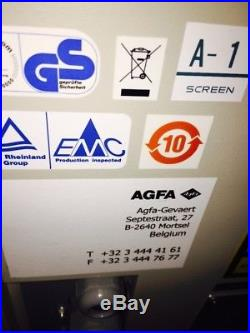 Agfa Azura Avalon N4 Platesetter with Azura C95 Plate Processor Ex. Condition