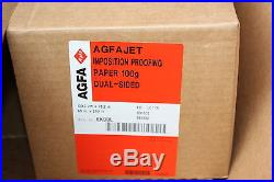 Agfa Farbplotter Typ Agfajet Sherpamatic engine 100-200 Orginal verpackt