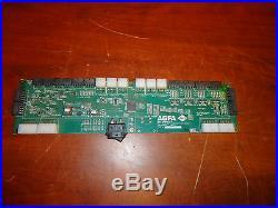 Agfa, Jeti, R64 Head Carriage Control Board Part#390-610007, Used