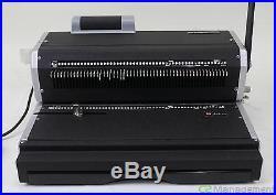 Akiles Coilmac ER41+ Coil Binding Machine