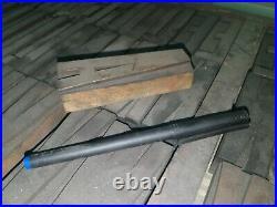 Antique Vintage Wooden Letterpress Wood Type full set 79 blocks