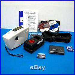 BYK 6326 Acquire Rx Bluetooth Multiangle Spectrometer Auto Paint Color matching