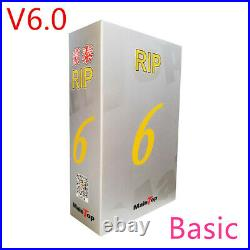 Basic Maintop RIP Software V6.0 Used for Adertising Equipment