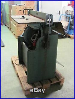 Bickel / Polter Nutmaschine Perforiermaschine Papierbearbeitungsmaschine Druck
