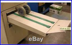 Bourg BDF Booklet Maker/Document Finisher BDFx Collator