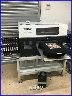 Brother DTG t-shirt printer complete bussines. Brother GT-381 & PreTreat Maker 3