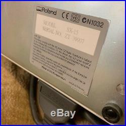 Customize Your Stuff! Roland STIKA SX-15 Vinyl Cutter Plotter for 15 inch Vinyl
