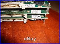 Domino Inkjet Printer, A200 Main Pcb Board 3pc Set, Part#37711, Used