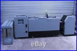 Duplo 3000 System Bookletmaker and Trimmer with Digital Feeder (£6500 + VAT)