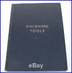 Early Bookbinding Finishing Gilding Tools Design Book Over 1000 Tools