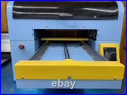 Epson 1400 Dtg Direct To Garment Apparel T shirt Textile Printer