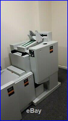 Ex Demo Watkiss Spinemaster A3 Bookletmaking System HP/Lease available