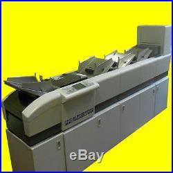 Falz- und Kuvertiermaschine PFE Maximailer 4.500 T/h statt 54.700