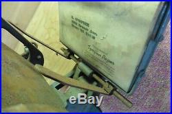 Fantastic Antique Kelsey Model N 3x5 TableTop Printing Press Excelsior Mercury