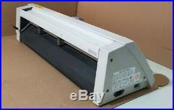 GRAPHTEC Plotter CE5000-60. Vinyl Cutter Print & Cut System. Wide 600mm
