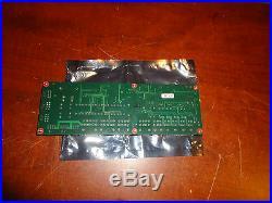 Gandi Innovations, Head I/o Power Switch Board, Part#390-500010, Used