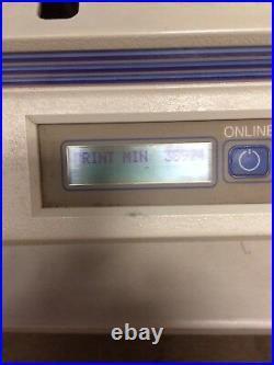 Gerber Edge LE Printer, No software