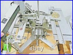 Gravograph It2 Machine, Paperwork Many Accessories 6boxes Of Script +++