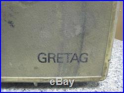 Gretag Densitometer Model D-142 Used D-142-3