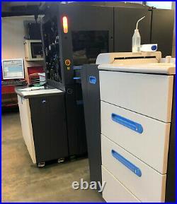 HP Indigo 3550 5c