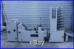 (HV46) Horizon MC80 Collator + Bookletmaker SPF10 II + FC10 II (£4500 + VAT)