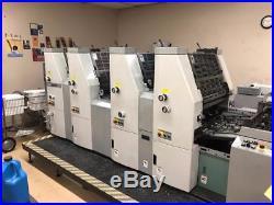 Hamada B452 AI 14 X 20 four color with Console 2004