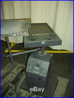Harco Screen Printing Cure Dryer PD-1620 PDA-2000