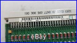 Heidelberg, Circuit Board, Flat Module, Eak 4 Part#00.785.0770 Used