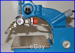 Howard Personalizer Imprinting Machine / Hot Foil Stamping. Includes Typesets +
