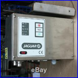 JAGUAR II 52i 52IR-C-42306 THERMAL TRANSFER RIBBON PRINTER USED