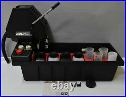 JOBO CPE 2 & LIFT color print photo equipment PROCESSOR & 4 bottles & 4 beakers