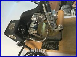 KINGSLEY M-60 Hot Foil Stamping Embossing Machine, Extras, Also Used by Military