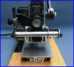 Kingsley Machine (M-101 Multi Line Machine) Hot Foil Stamping Machine