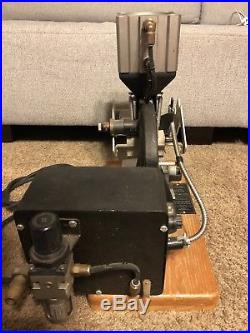 Kingsley Machine Model AM-101 Hot Foil Stamping Machine