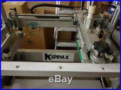 Kippax Bench Top Screen Printer Mounted on a McGarry Frame. Bed 58cm x 46cm