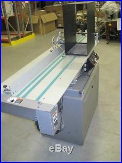 Kirk-Rudy MKIR 215V InkJet System + 533 Auto loader and 314 Conveyor (12ft)