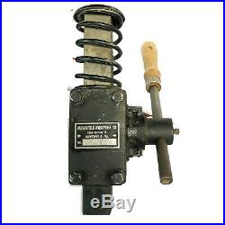 Kwikprint Machine Model 86 Hot Foil Gold Stamping Machine Head Works Used