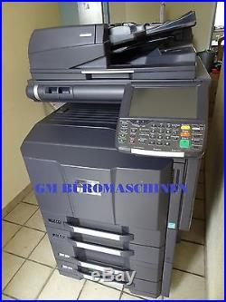 Kyocera TASKalfa 3050ci Druck Scan Kopieren bis zu A3 Farbkopierer 30 S. /, in