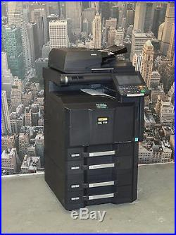 Kyocera TASKalfa 3050ci / Utax CDC 1930 Druck Scan Kopieren bis zu A3