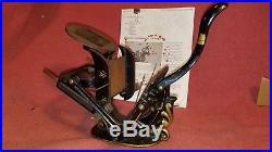 LETTERPRESS PRINTING PRESS 1800's RARE BALTIMORE NO. 11 card small Antique vtg