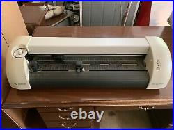 Large Format Plotter. CalComp Designmate 3024